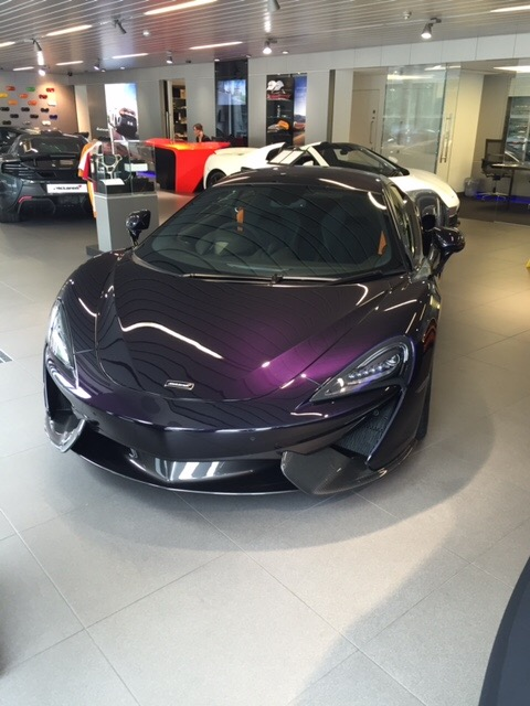 what color is this? - mclaren life