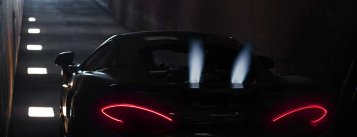 Image result for mclaren 600lt flames