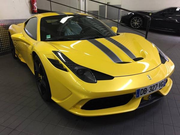 Showcase cover image for 458 Speciale