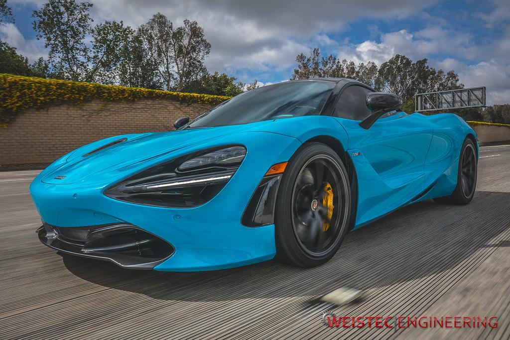 Weistec Super Series Products | McLaren Life