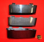 exotic car gear mclaren mp4-12c tailpipe finisher silve_red_black mesh carbon fibe 4.jpg
