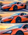 Sunset Colors 570s